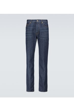 Gucci Ouverture twill jeans