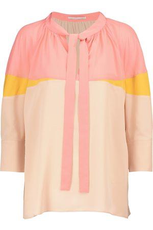 Stella McCartney Sophia silk blouse