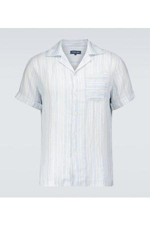 Frescobol Carioca Striped short-sleeved shirt