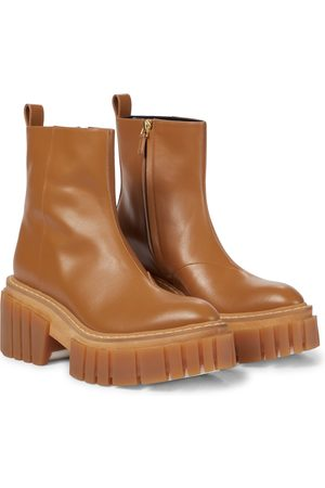 Stella McCartney Emilie platform ankle boots