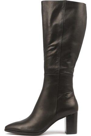 Django & Juliette Women Knee High Boots - Allouta Boots Womens Shoes Casual Long Boots