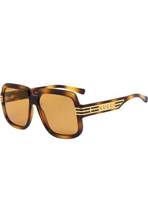 Gucci Eyewear Men Sunglasses - Injection Sunglasses