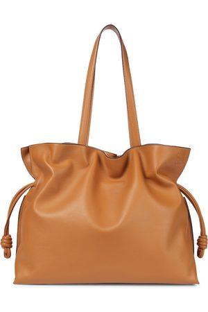 Loewe Flamenco XL leather shoulder bag