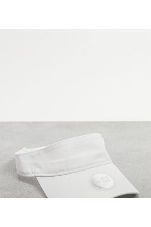 New Era Exclusive visor in white