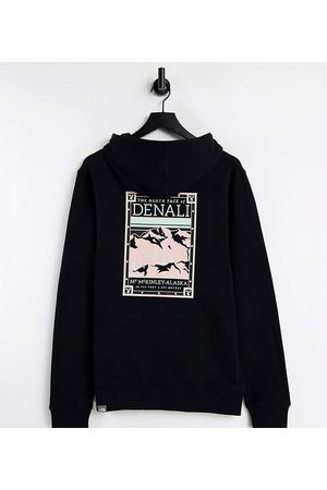 The North Face Faces hoodie in black Exclusive at ASOS