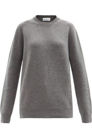 Raey - Crew-neck Recycled-cashmere Boyfriend Sweater - Womens