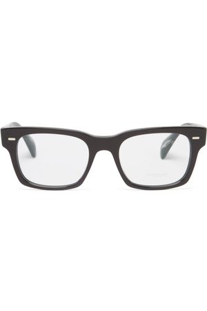 Oliver Peoples - Ryce Square Acetate Glasses - Mens