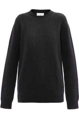 Women Sweaters - Raey - Crew-neck Recycled-cashmere Boyfriend Sweater - Womens