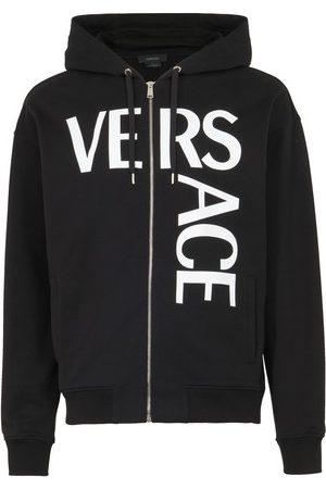 Versace Zip-up sweatshirt