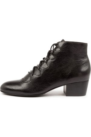 Django & Juliette Mahan Dj Boots Womens Shoes Ankle Boots