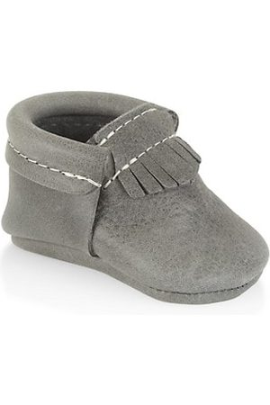 Freshly Picked Baby Boy's Slip-On Moccasin Boots