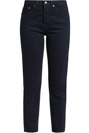 Levi's Women Boyfriend - Wedgie Icon High-Rise Ankle Jeans