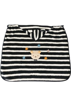 Familiar Baby Baby Changing Bags - Striped hooded sleep bag