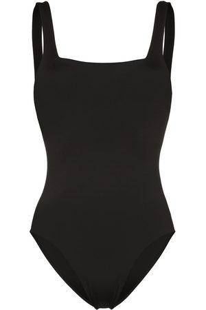 BONDI BORN Women Swimsuits - Margot square neck swimsuit