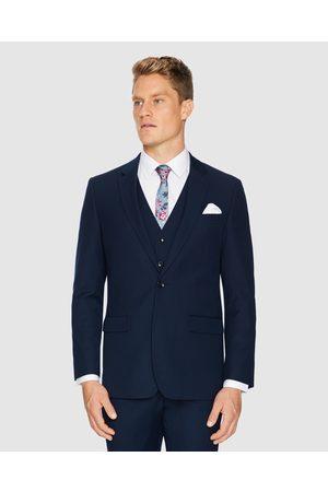 Tarocash Dunstan Suit Jacket - Suits & Blazers (NAVY) Dunstan Suit Jacket