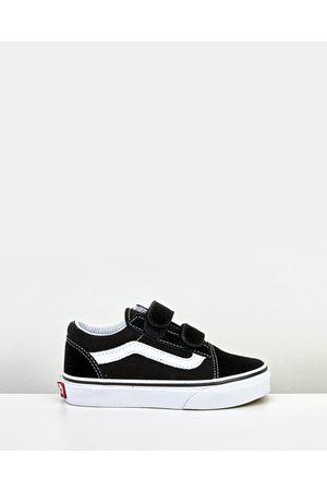 Vans Old Skool V Youth - Sneakers Old Skool V Youth