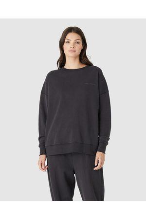 Jac & Mooki Women Sweatshirts - Jade Sweat - Sweats ( ROCK) Jade Sweat