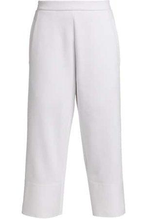 Stella McCartney Poplin Cropped Trousers