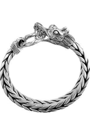JOHN HARDY Men Bracelets - Legends Naga' sterling silver bracelet