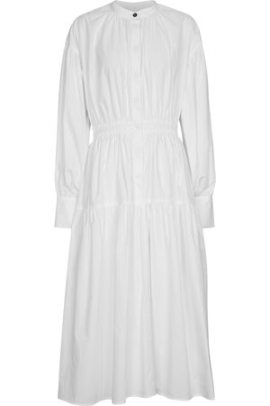 Proenza Schouler Cotton poplin midi dress