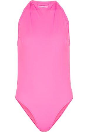Balenciaga Halterneck swimsuit