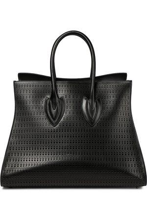 Alaïa Women Tote Bags - Sidi 41 Medium leather tote