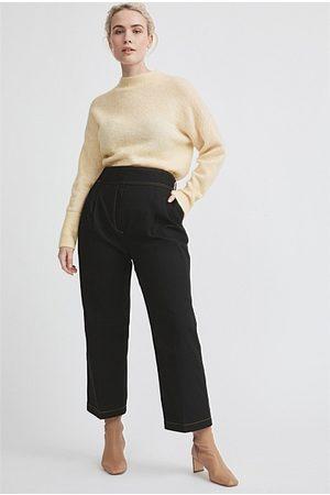 WITCHERY Waist Detail Trouser