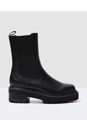 Alice In The Eve Women Snow Boots - Drew Chelsea Boots