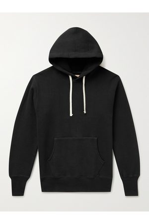 The Real McCoys Men Hoodies - Cotton-Jersey Hoodie