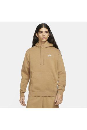 Nike Men Sweatshirts - Sportswear Club Fleece Pullover Hoodie