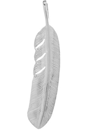First Arrows Large Left Sided Feather Pendant