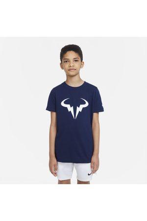 Nike Court Dri-FIT Rafa Older Kids' (Boys') Tennis T-Shirt