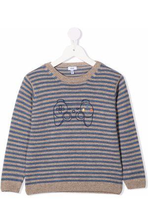 Knot Gemu knitted sweater