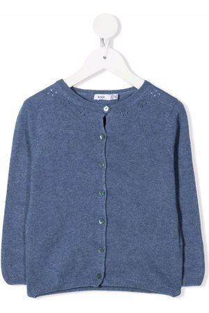 Knot Girls Jackets - Nyoko knitted jacket