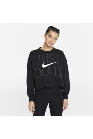 Nike Women Sports T-shirts - Dri-FIT Get Fit Women's Training Crew