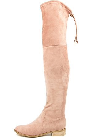 I LOVE BILLY Laraine Blush Boots Womens Shoes Casual Long Boots