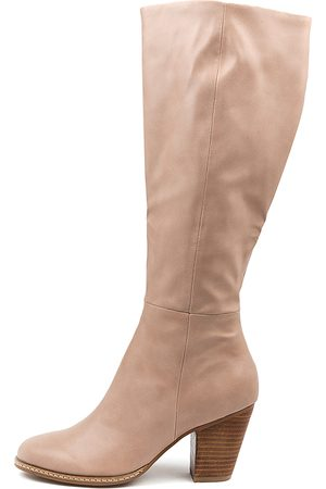 I LOVE BILLY Cartel Blush Boots Womens Shoes Casual Long Boots