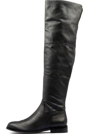 Django & Juliette Yani Boots Womens Shoes Casual Long Boots