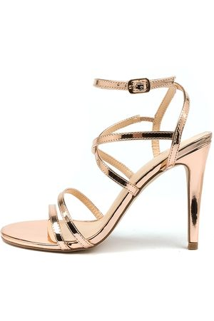 Verali Oleer Ii Ve Rose Mirro Sandals Womens Shoes Dress Heeled Sandals