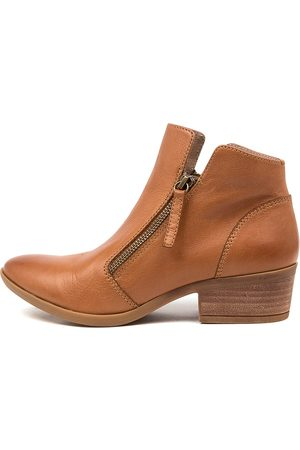 Diana Ferrari Zalen Df Whisky Boots Womens Shoes Casual Ankle Boots