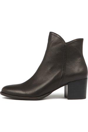 Django & Juliette Mockas Boots Womens Shoes Casual Ankle Boots