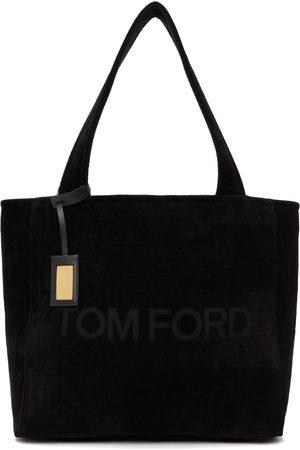 Tom Ford Logo Beach Tote