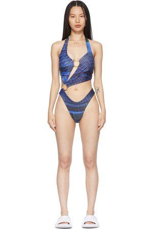 Louisa Ballou SSENSE Exclusive & Sex Wax One-Piece Swimsuit