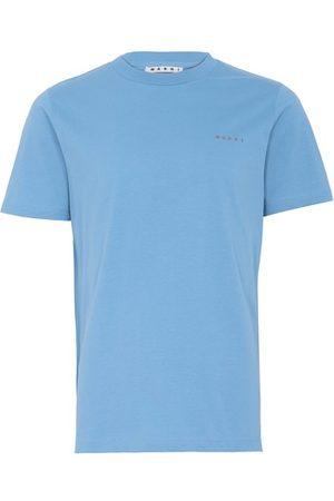 Marni Organic cotton jersey T-shirt