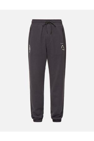Evisu Heat Seal Zip Pocket Sweatpants