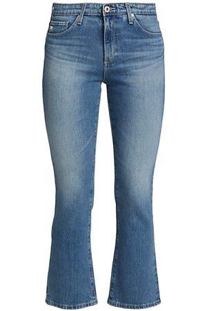 AG Jeans Jodi Crop Slim Flare Jeans