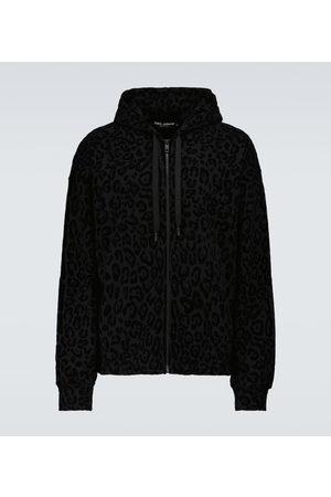 Dolce & Gabbana Leopard printed sweatshirt