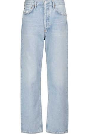 AGOLDE 90's mid-rise straight jeans