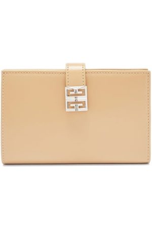 Givenchy 4g Leather Wallet - Womens