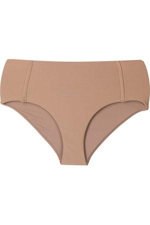 12 STOREEZ High-waisted bikini bottoms